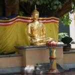 Patung Sang Budha