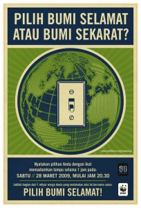 Earth Hour Indonesia